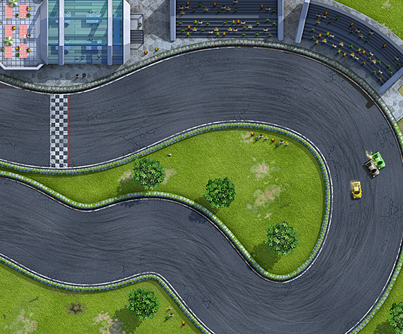 VS Racing Screenshot